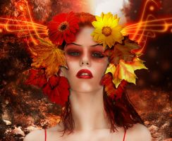 Spirit of autumn by Talerie