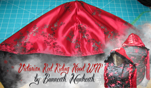 Stage 10: Victorian Red Riding Hood by Bunneahmunkeah