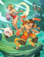 Wakfu Tribute by SolMatter
