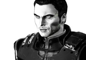 One more miracle, Shepard by rayfann