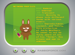 Rabbid Force Character Profile - Rabbid by jedwardedens