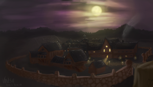 VanishOCT: Idle Town by qui-non-stultus