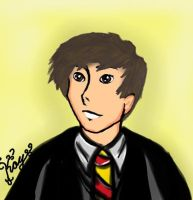 Remus Lupin by TheSisters2