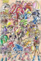 The Gangs All Here by GraphiteFalcon