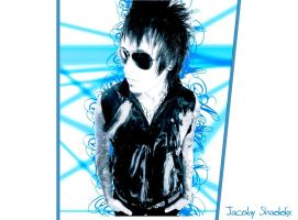 Jacoby Shaddix Wallpaper by Bajbi