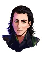 sketch XI Loki by Sihx
