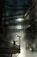 Blade Runner 01 by ornicar