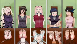 Naruto-The strangest exam, story by DivJustice