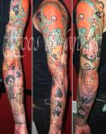camile rose garcia sleeve by jarbaby
