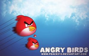 ANGRY BIRDS YEAHHH by Peace4all
