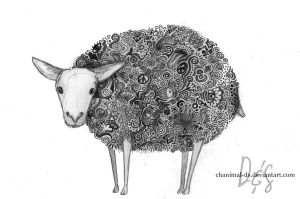 Sheep by Chanimal-DS