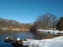 Wooster Pond 2 by GUDRUN355