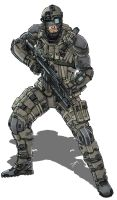 Future Soldier Concept by Adelric-115