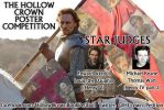 The Hollow Crown - Poster Competitiom by FemalePeasant