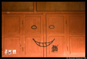 Grin and be happy by alasse91