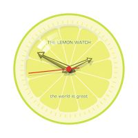THE LEMON WATCH by THE-LEMON-WATCH