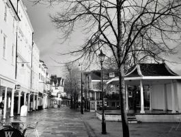 The Pantiles - Tunbridge Wells by Moose-Art