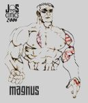 Magnus by JScomics