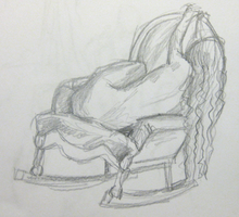 Rocking Chair by Atlantistel