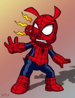 Spider-Ham by Red-Flare