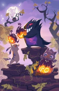 Pumkaboo Picking by Bedupolker