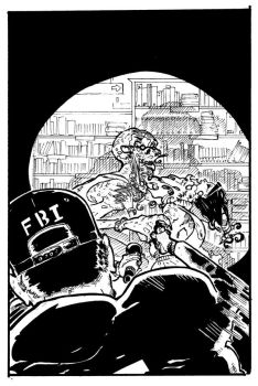 THE ZOMBPYRES Inks by n8b