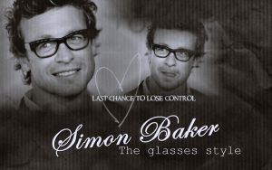 Simon Baker glasses by Anthony258
