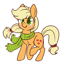 Applestrut by lulubellct