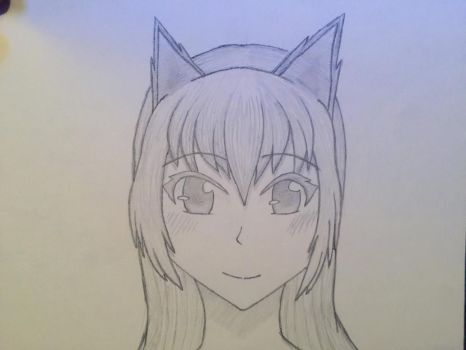 Neko Cat by Unknownghost156