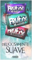 Frutix . Advertising by Raczso