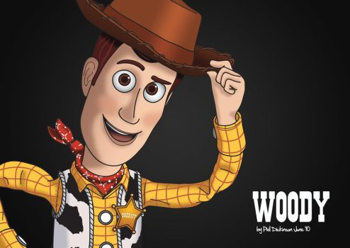 Woody by PhilyD2007