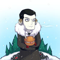 Don't starve, Maxwell by keterok