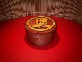Professor Layton Hint Coin Box by Yuki-Myst