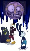 Epic Mickey by nokki