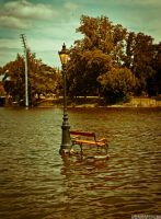 Lonely bench by 5haman0id