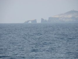and again the channel islands by kanne13