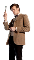 11 Doctor Render PNG by cgartiste