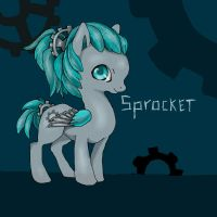 Sprocket by Jenny-Doodles