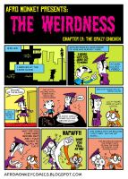 WEIRDNESS 01-01 by PacoAfroMonkey