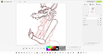 Wip (Foxy from five nights at Freddy's) by 200shadowfan
