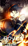 Roy Mustang by KLIPOX