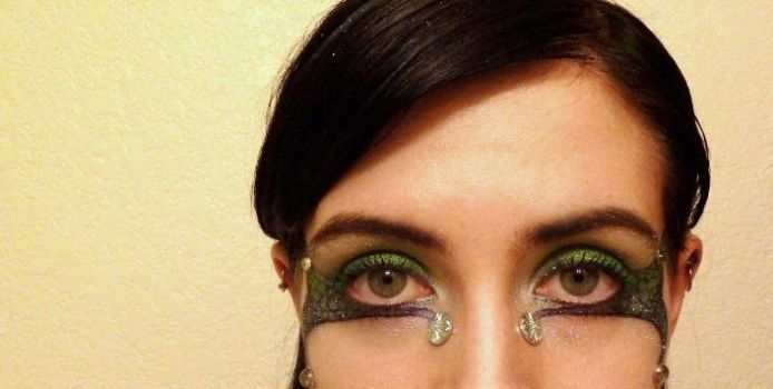 Mermaid Makeup Contest by Divulged
