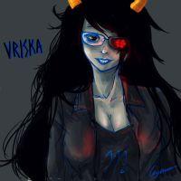Vriska by CrymsonFire