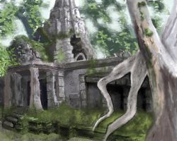 Ruins by Rodriguezzz