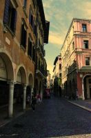 On a sunny day in Italy by heyyoustupidlogin