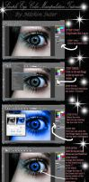 Simple Eye Manip Tutorial by Michon