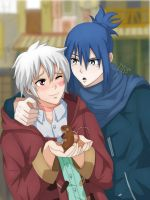No.6 - Nezumi x Shion by DaphInteresting