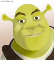 Shrek by luluzinhaaa