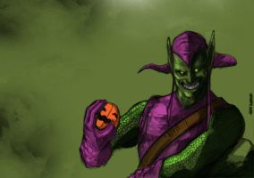 Green Goblin by JohnOsborne