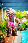 League of Legends: Pool Party Malphite by JoviClaire